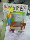 MELA´S ENGLISH  CLASS by 5th A