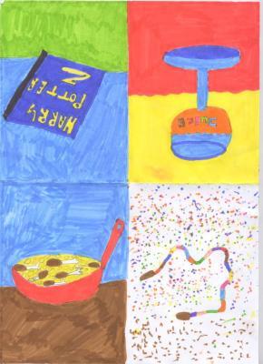 CLASE DE INGLÉS de 4ºB 10th-5-2006